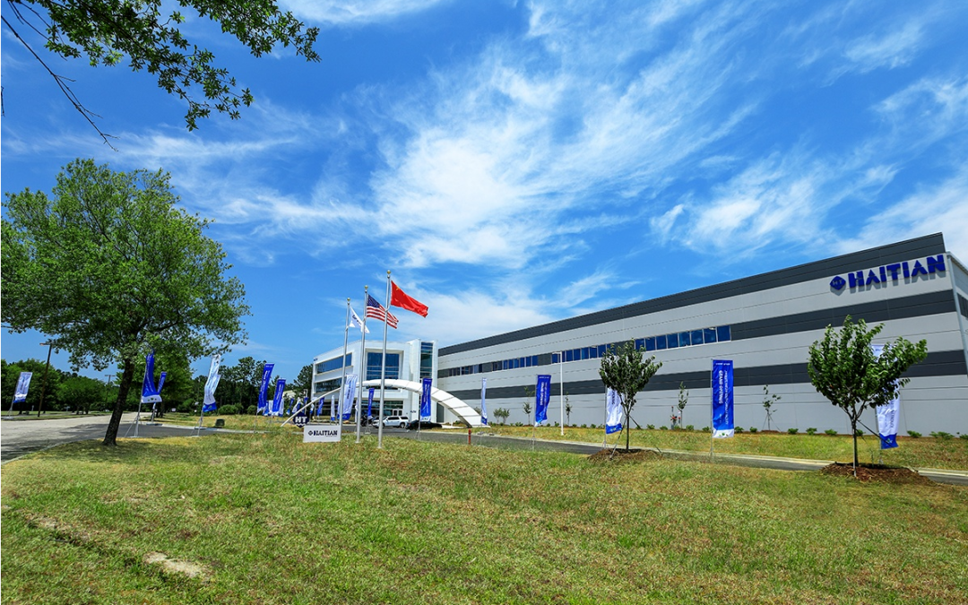 Absolute Haitian Opens Operations Facility In South Carolina, USA