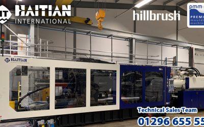 1000t Haitain Mars Machine installed