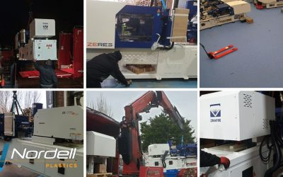 5 Machines Installed at Nordell